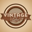 Royalty-Free Stock Vector Image: Vintage