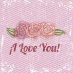 I love you design — Stock Vector #26268053