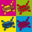 Постер, плакат: Boom comics icons