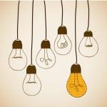 Bulbs design — Stock Vector #26942969
