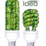 Bulbs design — Stock Vector #29823815