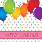 Happy birthday design — Stock Vector #30277775