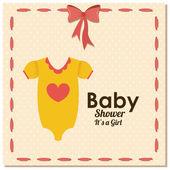 Baby drees — Stock Vector