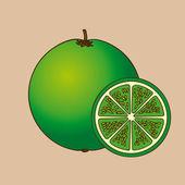 Lemon design — Stock Vector