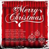 Christmas — Vettoriale Stock