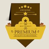 Premium design — Stock Vector