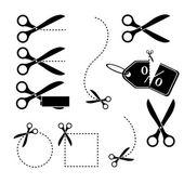 Stickers design — Stock Vector