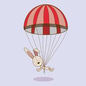 Bunny design — Stock Vector