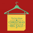 Sale christmas — Vettoriale Stock  #38267327