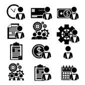 Design de negócios — Vetor de Stock