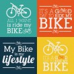 Bike design — Stock Vector #43707653