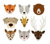 Diseño animal — Vector de stock