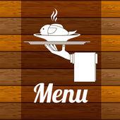 Projeto de restaurante — Vetorial Stock