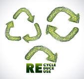 Conception de recyclage — Vecteur