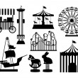 Theme park design — Stock Vector #50846651