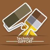 Ferramentas de design — Vetorial Stock