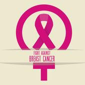 Conception d'un cancer — Vecteur