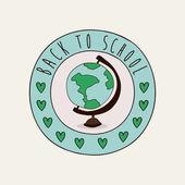School design — Vecteur