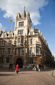 Cambridge — Stock fotografie