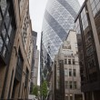 The Gherkin tower — Stock Photo