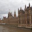 Stock Photo: House of Parlament in London