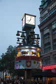 The Swiss Glockenspiel — Stock Photo