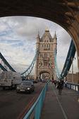 тауэрский мост — Стоковое фото