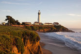 Pigeon Point Lighthouse in California — Stock Photo