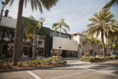 Rodeo Drive, Beverly Hills, United States — Stock Photo