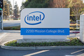 Intel Corporation — Stock Photo