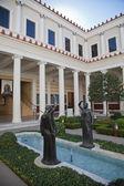 Getty Villa Malibu — Stock Photo