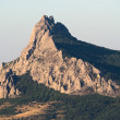 Kara Dag the mountain, Crimea — Stock Photo