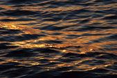 Warm waves — Stock Photo