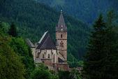 Church in the mountain — Stock Photo