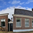 Village museum in amsterdam panorama — Stock Photo #39053971
