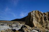 Quarry mining — Stockfoto