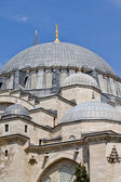 Suleymanye Mosque — Stock Photo