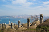 Istanbul view — Stock Photo