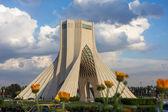 Azadi tower in Tehran, Iran — Stock Photo