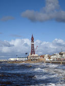 Blackpool Tower — Stock Photo