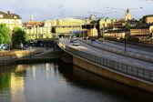 Stockholm, Švédsko — Stock fotografie