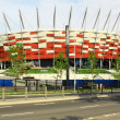 WARSAW, POLAND - JUNE 30, 2012, National Stadium — Stock Photo