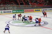 Ice Hockey World Championship — Stock Photo