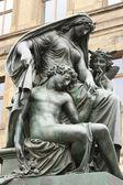 Dresden, Germany. — Zdjęcie stockowe