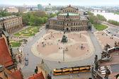 Dresden, Germany. — Stock Photo