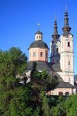 église gothique de la sainte croix — Photo