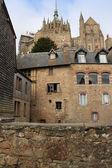 Abbey of Mont Saint Michel — Stock Photo