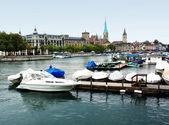 チューリッヒ、スイス. — ストック写真
