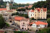 在葡萄牙的辛特拉,老建筑. — 图库照片