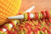 Knitting — Stockfoto